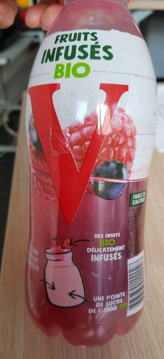 Fruits infusés bio - Produit - fr