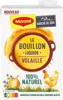 MAGGI Le Bouillon Liquide Volaille - Prodotto - fr