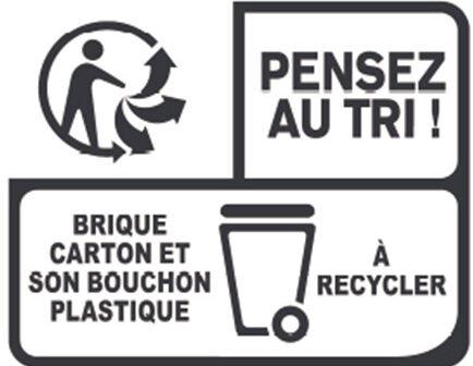 MAGGI Le Bouillon Liquide Volaille - Istruzioni per il riciclaggio e/o informazioni sull'imballaggio - fr