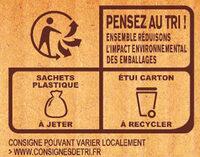 MOUSLINE Purée Emmental - Instruction de recyclage et/ou informations d'emballage - fr
