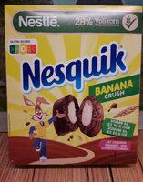 Nesquik Banana crush - Prodotto - de