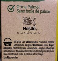 Nesquik Banana crush - Ingredienti - de