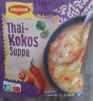 Thalia kokos suppe - Produkt - de