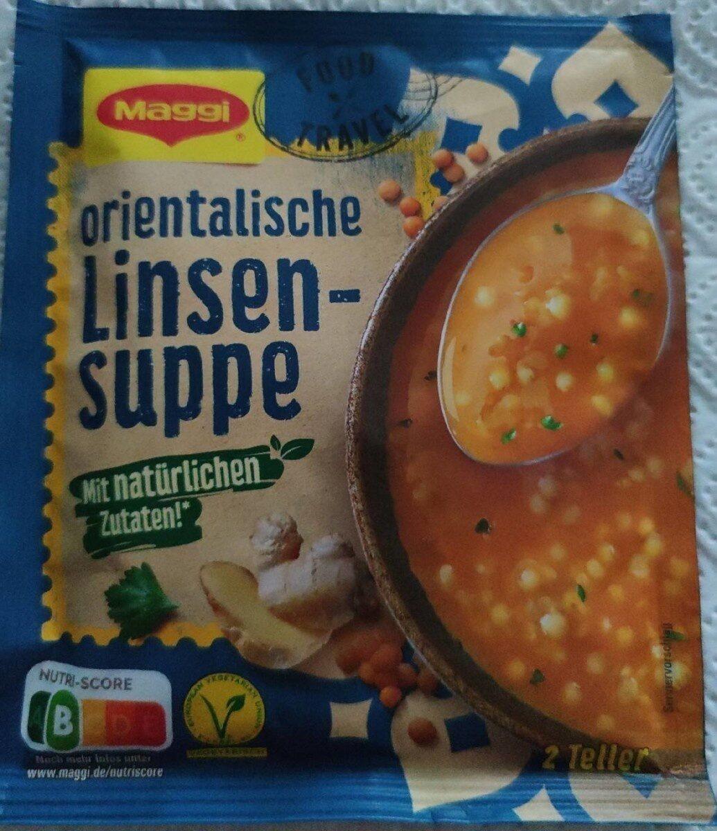 Orientalische Linsen-Suppe (Vegetarisch) - Produkt - de