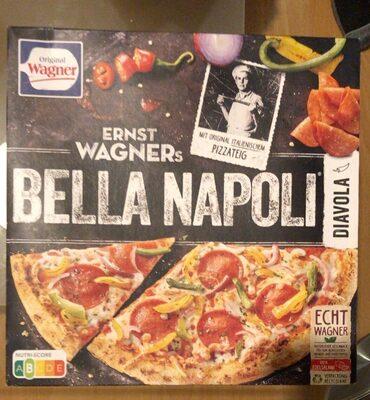 Bella Napoli (Diavola) - Produit - de