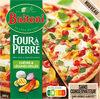 BUITONI FOUR A PIERRE Pizza Chèvre Légumes - Produit