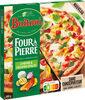 BUITONI FOUR A PIERRE Pizza Chèvre Légumes - Product