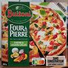 Four à Pierre chèvre & légumes grillés - Produit