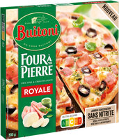 BUITONI FOUR A PIERRE Pizza Royale - Produit - fr
