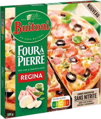 BUITONI FOUR A PIERRE Pizza Régina - Produit - fr