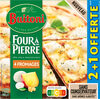 BUITONI FOUR A PIERRE Pizza 4 Fromages - Produto