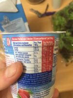 LC1 Fraise-Framboise - Nutrition facts