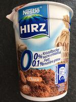 Hirz choco 0% - Prodotto - fr