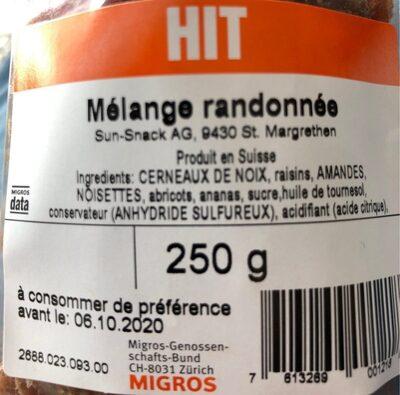 Mélange randonnée - Produit - fr