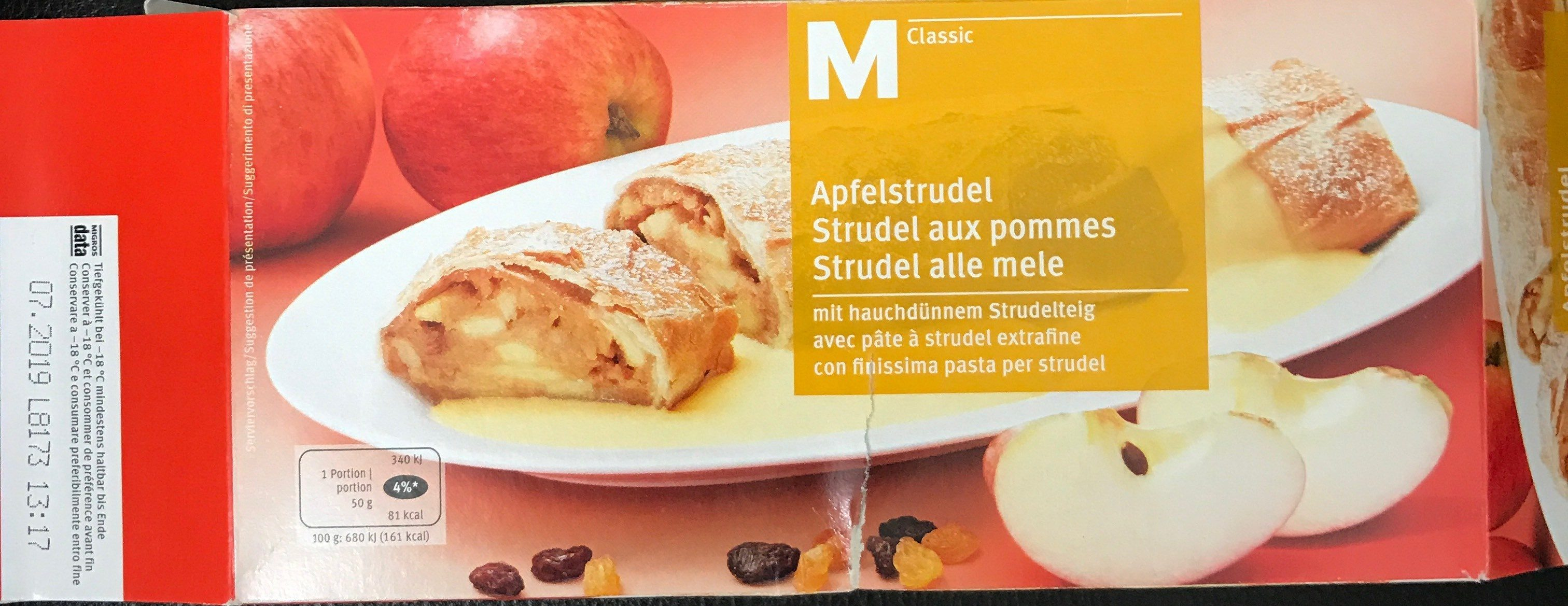 Strudel aux pommes - Product - fr