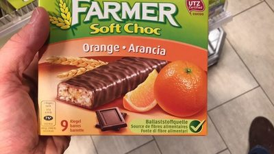 Soft Choc Orange - Produit - fr