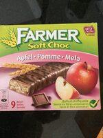Farmer Soft Choc Apfel - Product