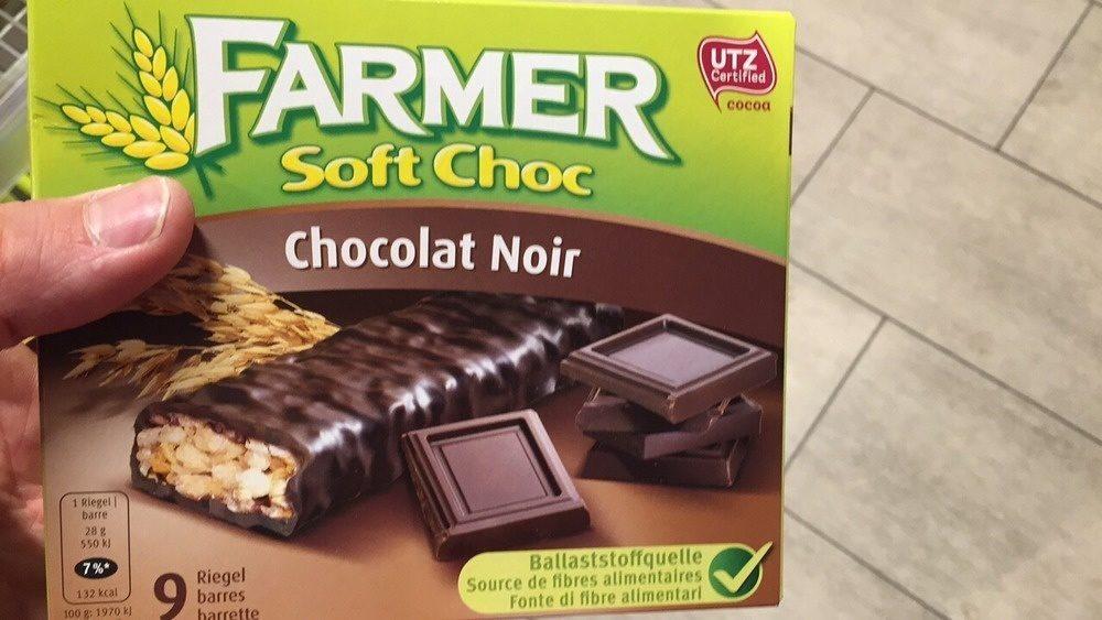 Soft Choc : Chocolat Noir - Prodotto - fr