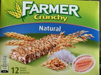 Farmer Crunchy Natural - Product