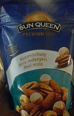 Nussmischung - Produit - fr