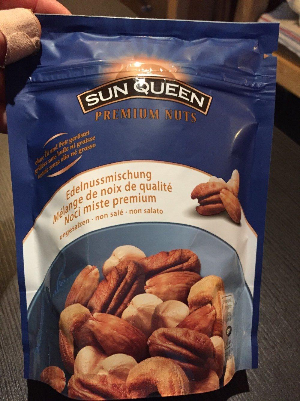 Mélange de noix de qualité - Produit - fr
