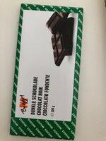 Chocolat noir - Prodotto - fr