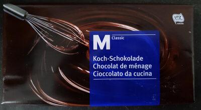 Chocolat de ménage - Product