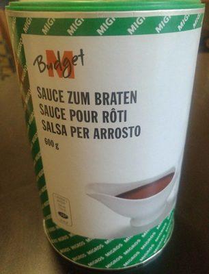 M budget Sauce Zum Braten - Product