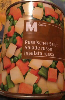 Salade russe - Prodotto - fr