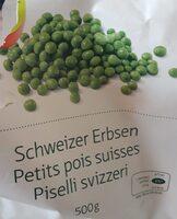 Petits pois suisses - Product