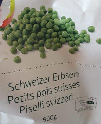 Petits pois suisses - Produit
