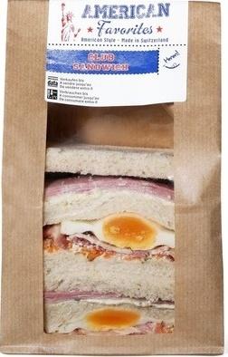 Club Sandwich - Product - fr