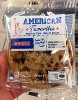 Cookie - American style - Product - fr
