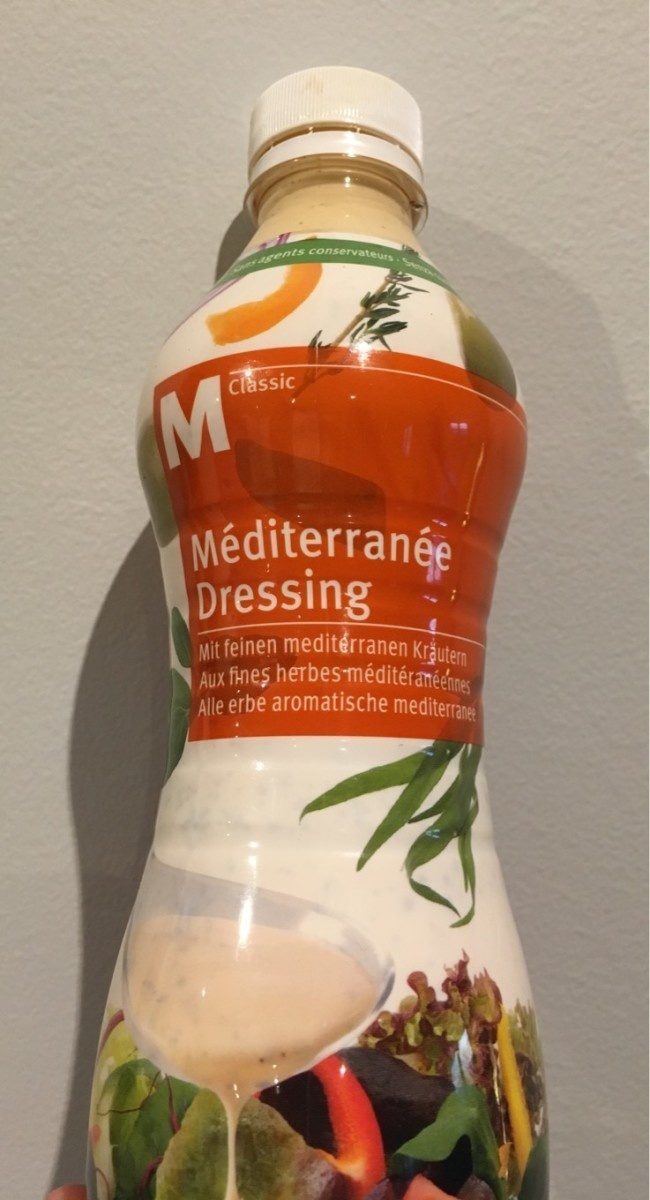 Mediterranée dressing - Product