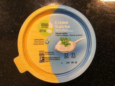 Creme Fraiche 35% - Product - de