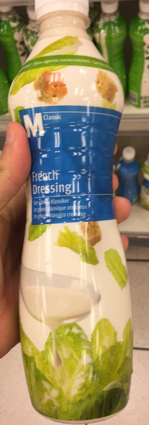 French Dressing - Product - fr