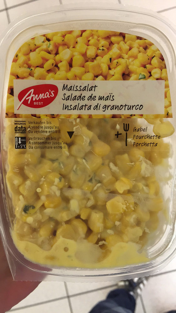 Salade de mais - Product - fr