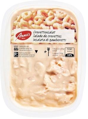 Salade de crevettes - Product - fr