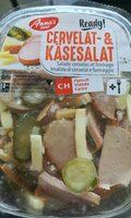 Salade de cervelas et fromage - Product - fr