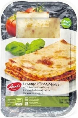 Lasagne alla bolognese - Produit