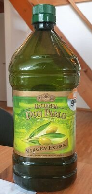 Olivenöl, Hacienda don pablo, virgen extra - Prodotto - fr