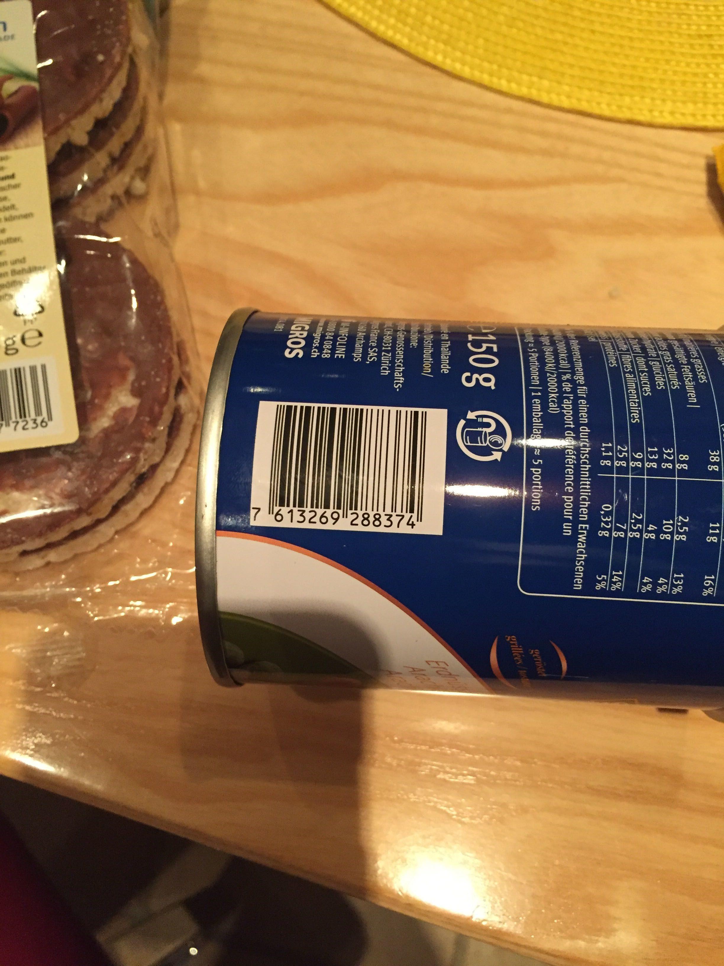 Premium Nuts Erdnüsse mit Wasabigeschmack - Product