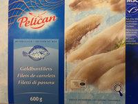 Filets de carrelets - Product - fr
