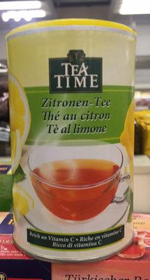 Thé au Citron - Product - fr