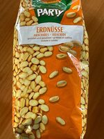 Nüsse: Erdnüsse gesalzen - Produit - fr