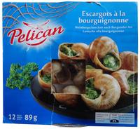 Escargots à la bourguignonne - Produit