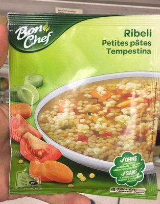 Ribeli Petites Pâtes Tempestina - Produkt