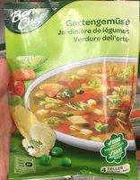 Potage de jardinière de légumes - Product - fr