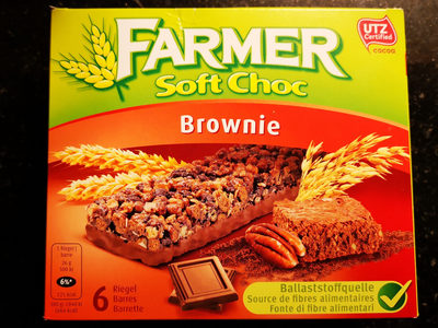 Soft Choc : Brownie - Product