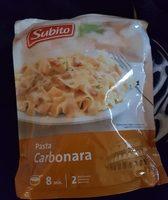Pasta carbonara - Product